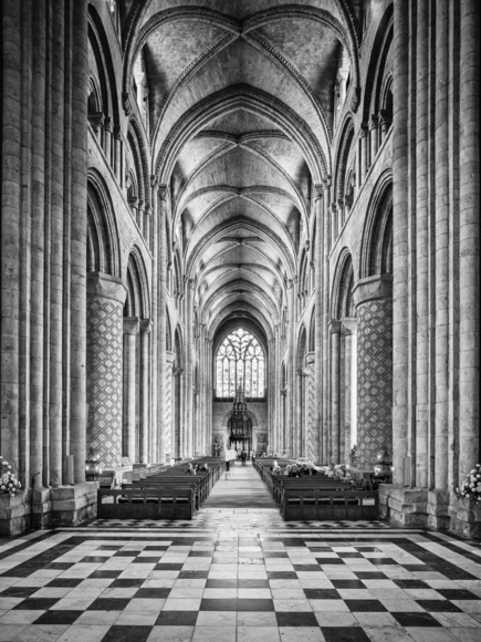 Nave, Durham Cathedral