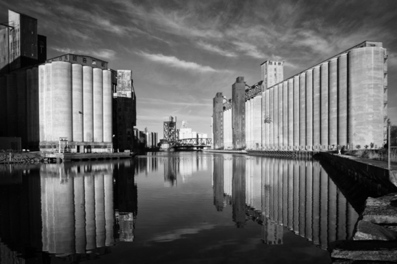 Silo City, Buffalo, NY
