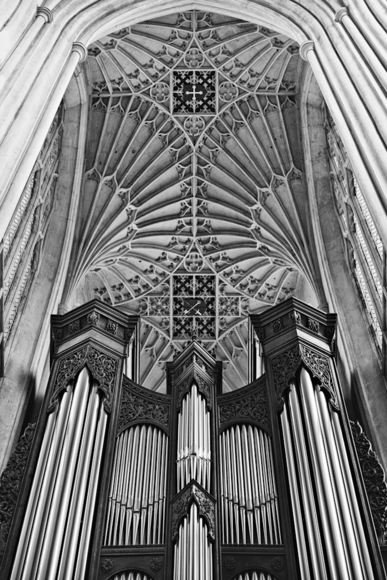 Bath Abbey, The Organ