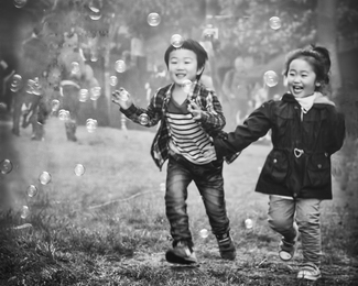 The Joy of Bubbles