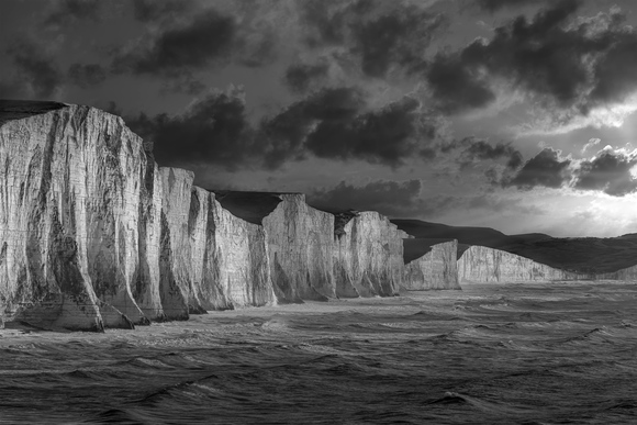 Cliffs of England