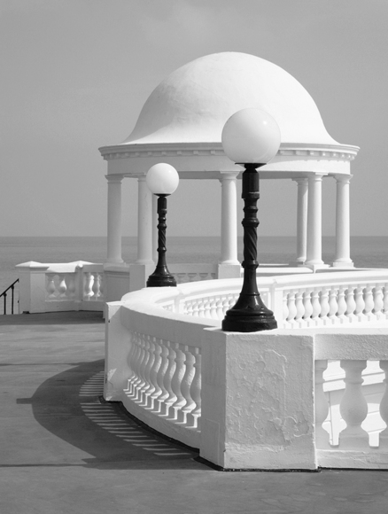 Bexhill Domes and Curves