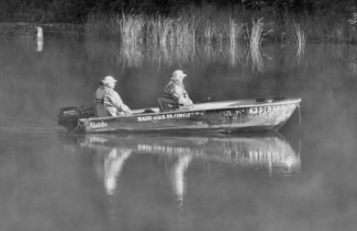 Early Morning Anglers