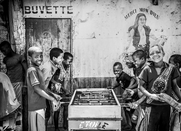 Babyfoot Youth Competition in Africa
