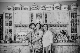 Three Generations of Roma/Gypsies