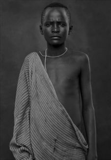 Malega, Surma Boy, April 2011, Ethiopia