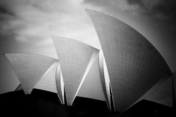 Utzon's Sails