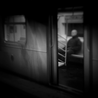 Subway Solitude