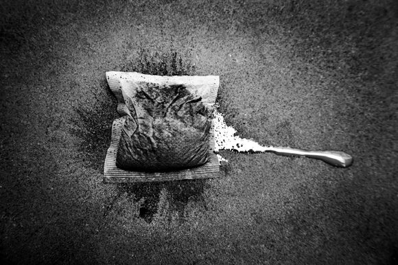 Death of a Tea Bag