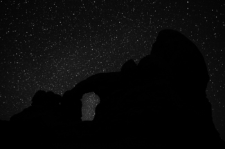 Count the Stars, Turret Arch