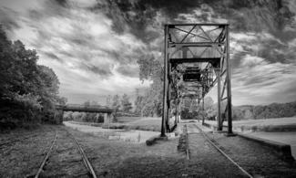 C&O Canal Railroad Bridge