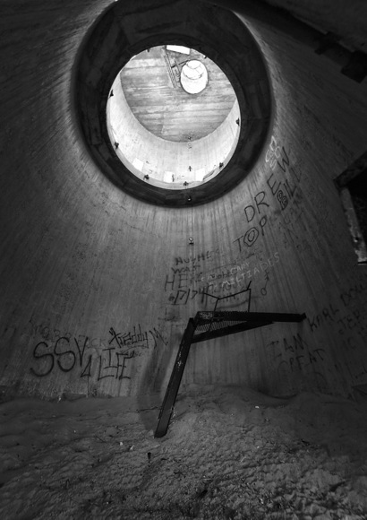 Abandoned Tower of Babel Interior