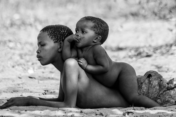 Tribes of Africa: Bushmen
