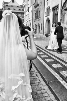The Wedding Photographer