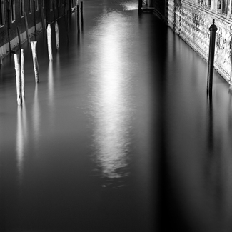 Light in the canal