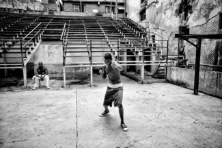 Boxers from Havana, Training