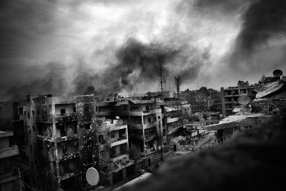 Hell on Earth. Syrian Civil War
