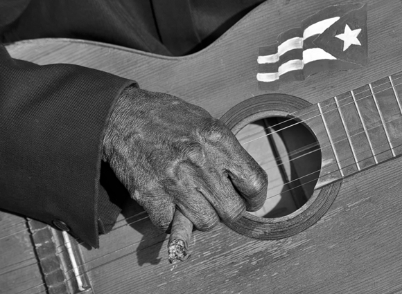 Cuban Guitar Hand