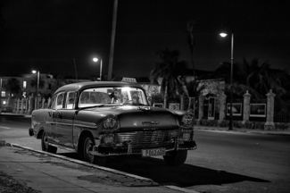 Fifties Cuban Chevy