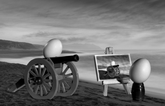 Eggs And The Canon