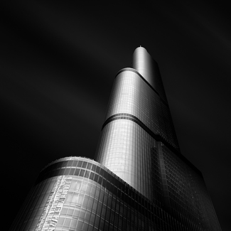 Molten V ~ Trump Tower Chicago