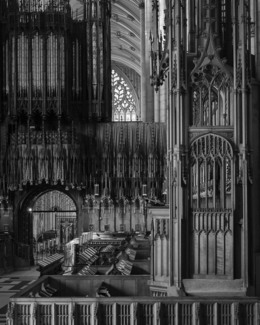 York Minster Choir #1