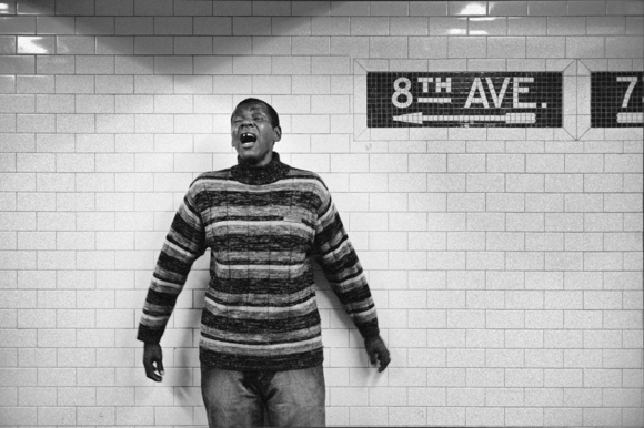 8th Avenue Subway Singer