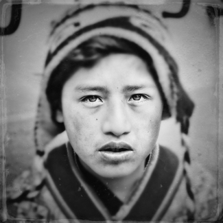 Boy, Sacred Valley, Peru