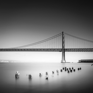 Bay Bridge Pillars