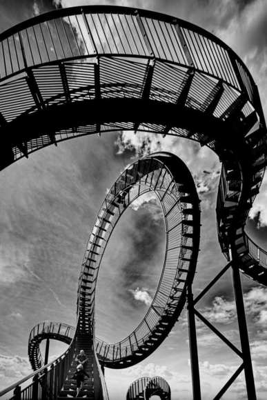 Tiger and Turtle 03