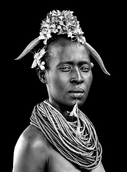 Plate 2 - Women in Omo Valley Series, Ethiopia