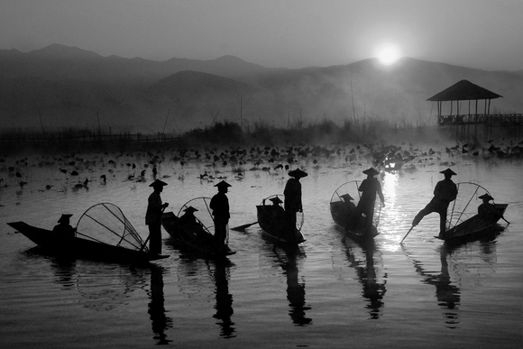 Dawn of the Fishermen