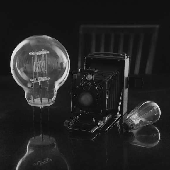 C-Voighlander Camera and Edison #8